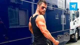 Chris Hemsworth Avengers Workout | Muscle Madness