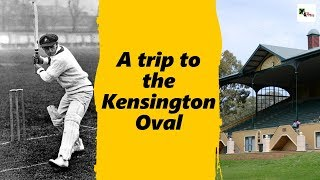 Watch: A trip to the Kensington Oval, ground where Sir Don Bradman played