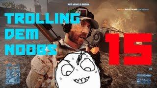 Battlefield 3 - Trolling dem Noobs 15