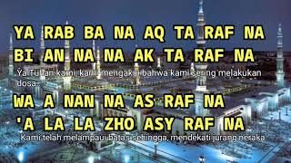 YA RABBANA TARAFNA (edisi Lirik Melayu Malaysia)