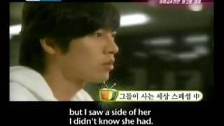 Hyun Bin & Song Hye Kyo in love KBS Ent. Relay  (Eng sub)