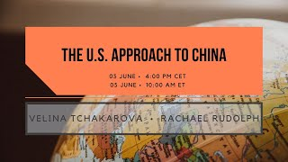 The U.S. Approach to China