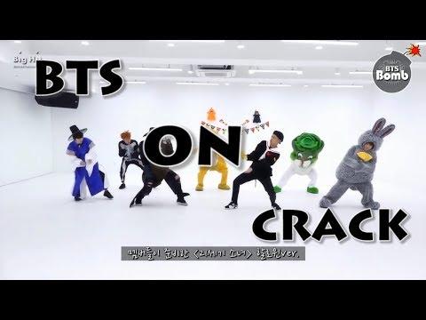 BTS '21st Century Girls' ON CRACK!!