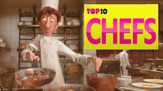 Disney Top 10 Chefs