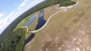 RAW FPV Airplane Chase Video