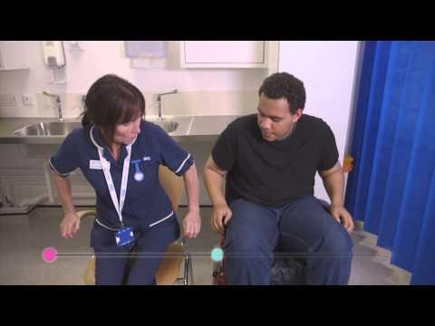 Que les jambes refusées dans le diabète