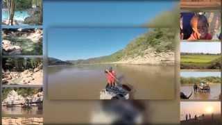 preview picture of video 'MADA-LIBERTE - MADAGASCAR-Descente de la TSIRIBIHINA et la Côte Ouest'