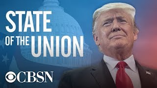 Watch State of the Union live: Trump gives 2020 address