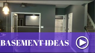 Design Your Basement Ideas