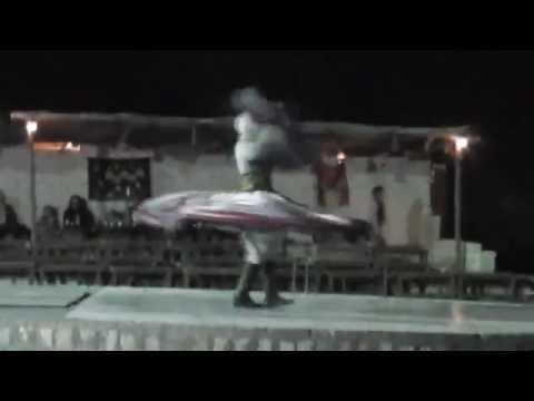 Египет - Танец с юбкой.