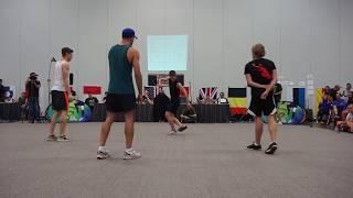 Worlds 2017 Open Circle Finals