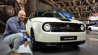 Honda E - Der ULTIMATIVE Elektro Geheimtipp!