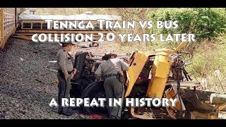 Tennga bus vs train collision 20 years later