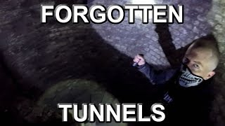 FORGOTTEN DEEP TUNNELS - of the forgotten Casemates of Dover