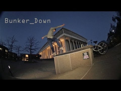"preview image for Alien Workshop's ""Bunker Down"" Video"