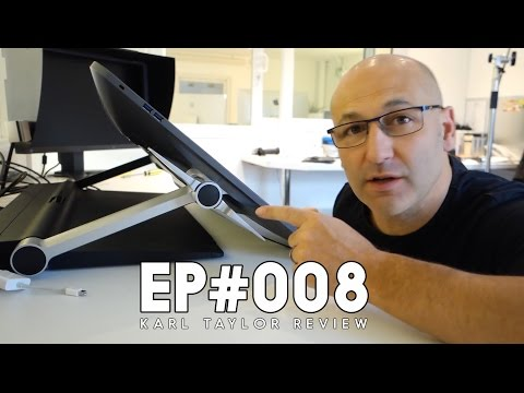 The best gadget for retouching? Wacom Cintiq review - EP#008