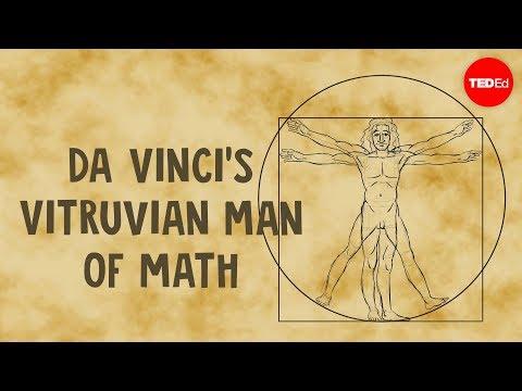 """הסבר מרתק לרישום """"האדם הוויטרובי"""" של דה וינצ'י"""
