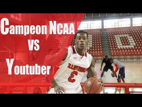 Estrella NCAA vs Youtuber    #Dunkeros