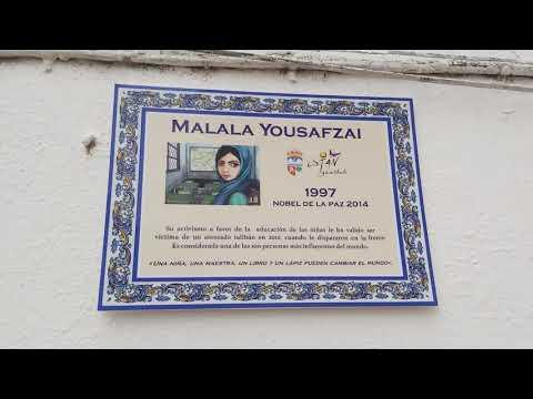 8M - Cada calle de Istán lleva el nombre de una gran mujer