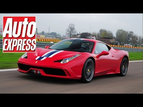 Ferrari 458 Speciale review - Auto Express