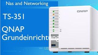 QNAP NAS einrichten Grundeinrichtung & Erste Schritte Tutorial#Q1 deutsch 2020