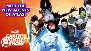Meet the New Agents of Atlas!   Earth's Mightiest Show