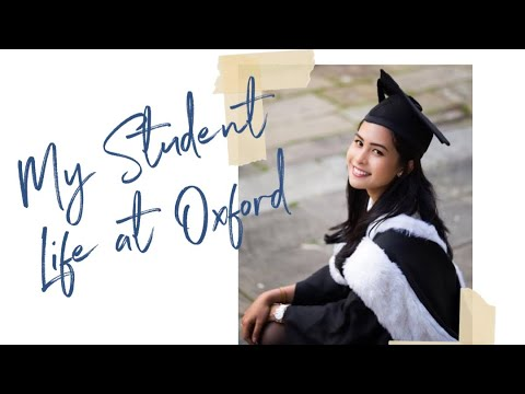 Maudy Ayunda - My Student Life At Oxford - Maudy Ayunda