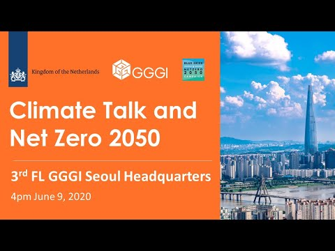 Climate Talk and Net Zero 2050