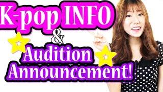 K-POP & AUDITION Info/K-pop College/It Factor Entertainment TalkTalk Korean