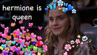Hermione Granger Being A Queen