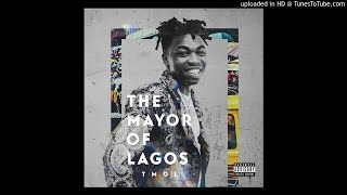 Mayorkun – Red Handed Ft. DMW, Peruzzi, Dremo & Yonda (Official Audio)