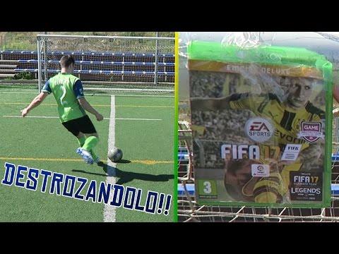 DESTROZANDO EL FIFA 17!! VS Robert PG, Spursito, Koko DC, xBuyer y MiniBuyer | Retos de fútbol
