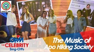 "We Love OPM: ""Batang-Bata Ka Pa"" - Team Oh Diva"
