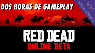 Red Dead Online: dos horas de gameplay con la beta