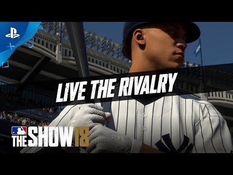 MLB The Show 18 - Rivalries | PS4 thumbnail
