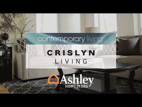 Ashley Sofas For Fabric Swatches Crislyn Sofa Ashley Furniture Homestore