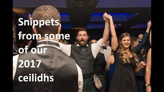 "Bass Rock Ceilidh Band ""2017 was awesome!"""
