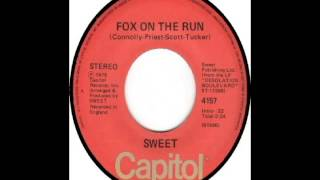 Sweet - Fox On The Run (1975)