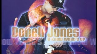 DONELL JONES FEAT 2PAC /RMX DAVID CLYDE/ donell jones u know what's up