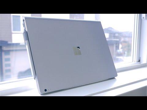 """Microsoft Surface Book, 256GB SSD (13.50"""", Intel Core i5-6300U, 8GB, 256GB, SSD)"""