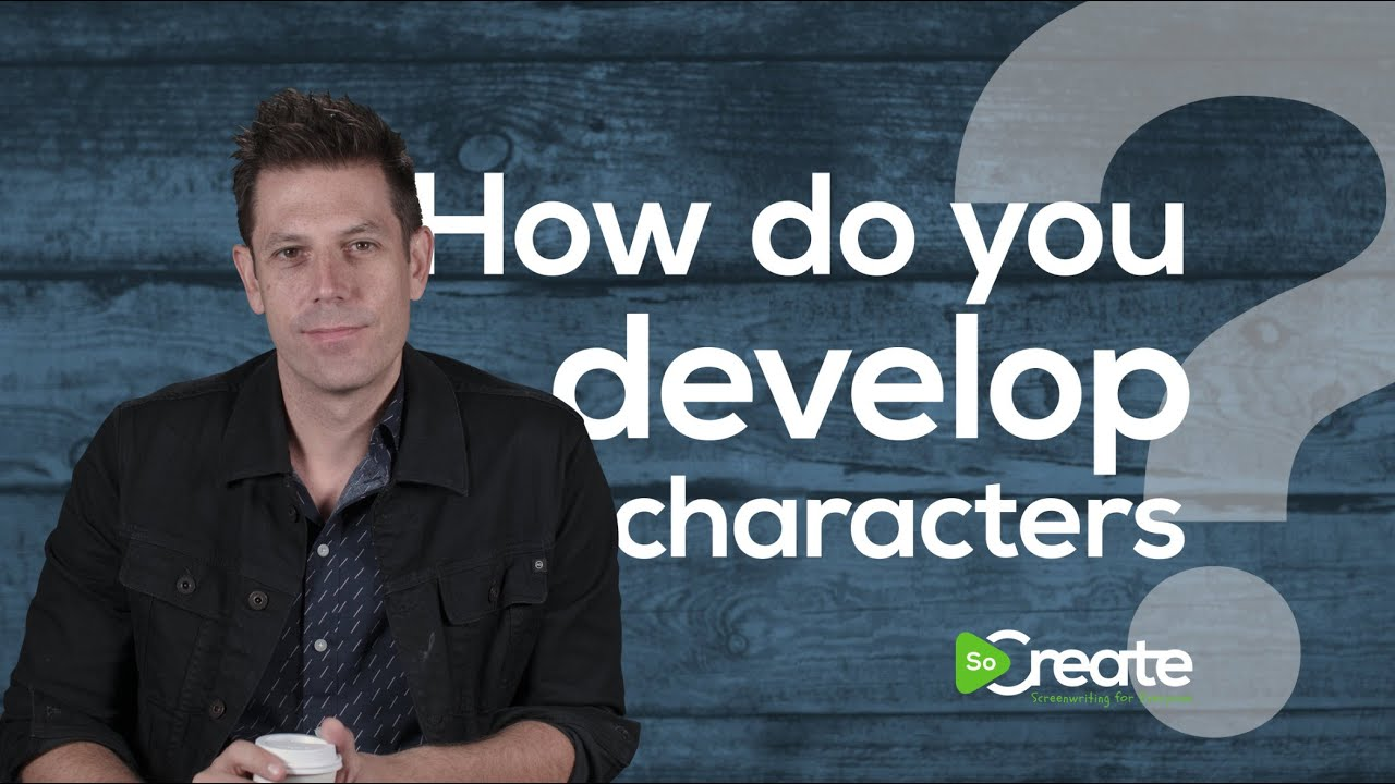 A Screenwriter's Guide to Character Development from Disney Writer Ricky Roxburgh