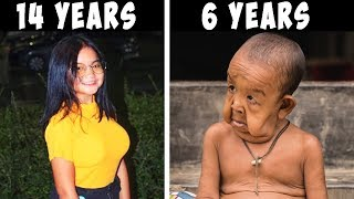 Most Unusual Kids You Won't Believe Exist