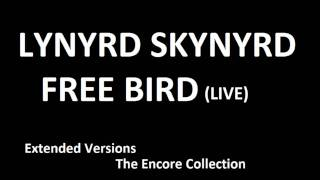 Lynyrd Skynyrd Free Bird live and extended version