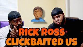 Rick Ross   Gold Roses Ft. Drake (REACTION) 🤦♂️