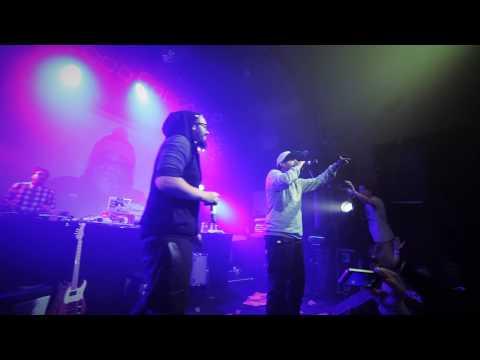 Afrob - 808 Walza / Live / Schwerer Anschlag fest. Samy Deluxe
