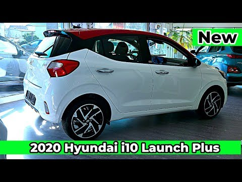 2020 Hyundai i10 Launch Plus New Review Interior Exterior