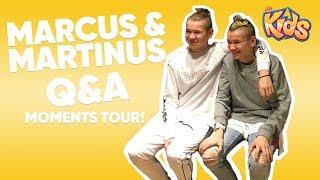 Marcus & Martinus - Moments Tour Q&A - 14 Jan 2018 - Filtr Kids
