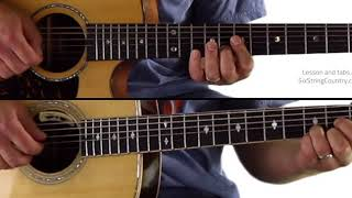 Old Blue Chair - Kenny Chesney Jam Along from Guitar Lesson