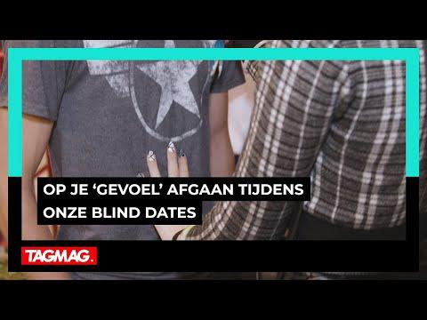 Op je 'gevoel' afgaan bij onze blind dates op Glow In The Dark
