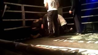 Saiid Faraj vs. Fereidoon Magdad K-1 Pro Am WM IKBO Roeund 1